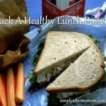 My Guest Q&A on Simply at Home Mom: Pack a Healthy Lunch Punch! Nutritionist Empowers Kids to Become Smart Eaters